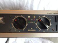 Gator Rack GRC-10X12-PU 12u Combi Mixer Rack + YAMAHA P2500S AMP (350w) + Keys Stand