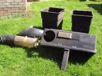 Murray Hayter 10/30 grass collection system - grass box - grass collector