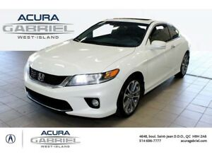 2013 Honda Accord EX-L  CUIR+TOIT+NAVI+BLUETOOTH+CAMERA+++