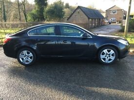 2009 59 VAUXHALL INSIGNIA 2.0 CDTI 130 EXCLUSIV 5 DR HATCHBACK 12 MONTH'S M.O.T
