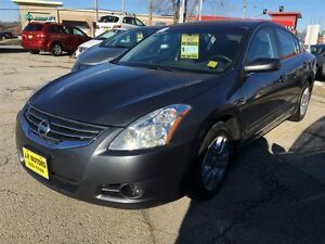 2011 Nissan Altima 2.5 S, Automatic