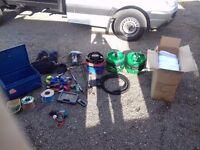 Car boot/job lot items