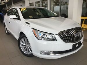 2016 Buick LaCrosse CXL Leather| Nav| Sun| Bose| Xenon H Lights