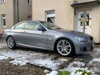 BMW, 3 SERIES, M Sport, Convertible, 2012, Auto