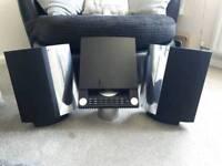 Bang & Olufsen stereo system