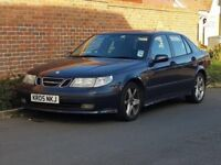 Saab 95 Linear Sport 2.2 TID Auto (2005/05 Reg) Saloon + FSH + 1 OWNER + HIGH SPEC +