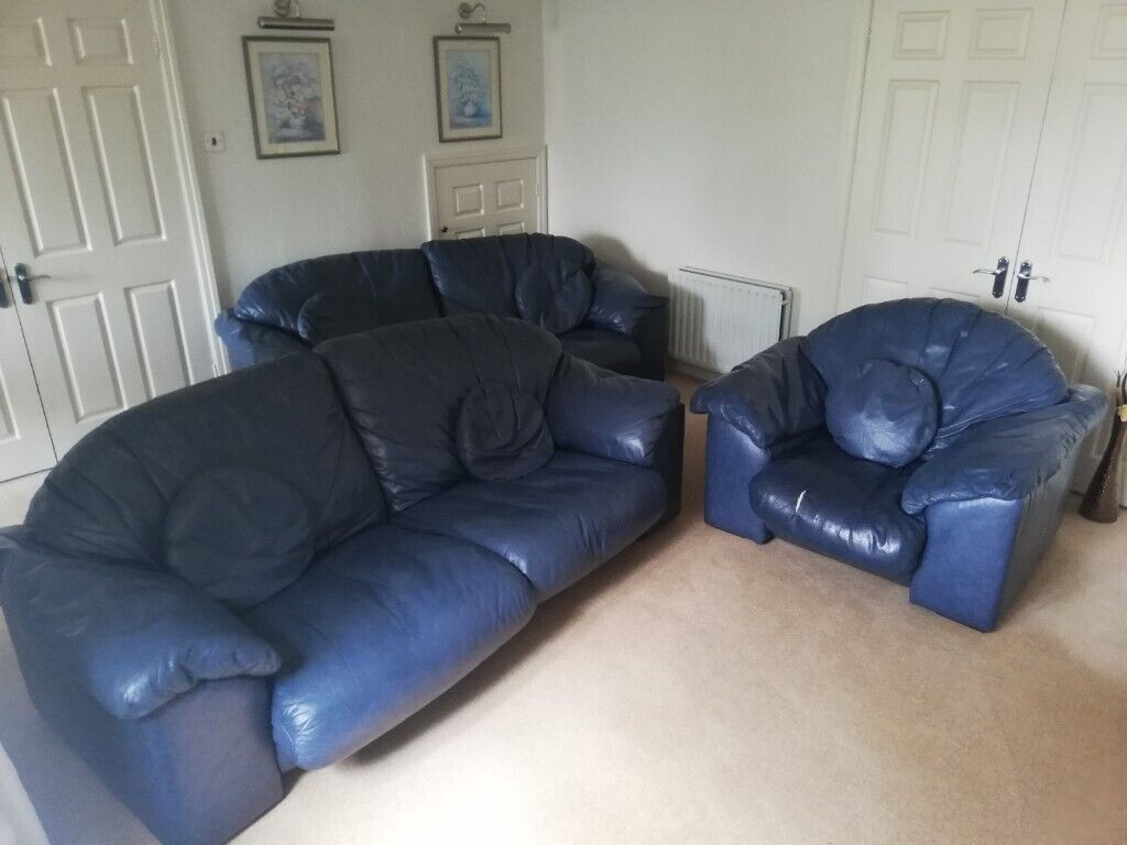 Leather sofas | in Newcastle, Tyne and Wear | Gumtree