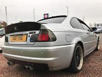 BMW E46 330CI FSH 1 Year Mot Stunning car £1700