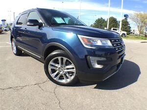 2016 Ford Explorer Leather,Roof,Nav+Fin From 1.9%