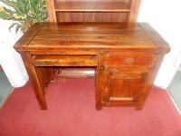Indian hardwood desk