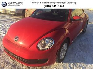 2012 Volkswagen Beetle Comfortline with only 38k Kms!