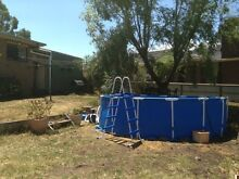 ABOVE GROUND SWIMMING POOL Mickleham Hume Area Preview
