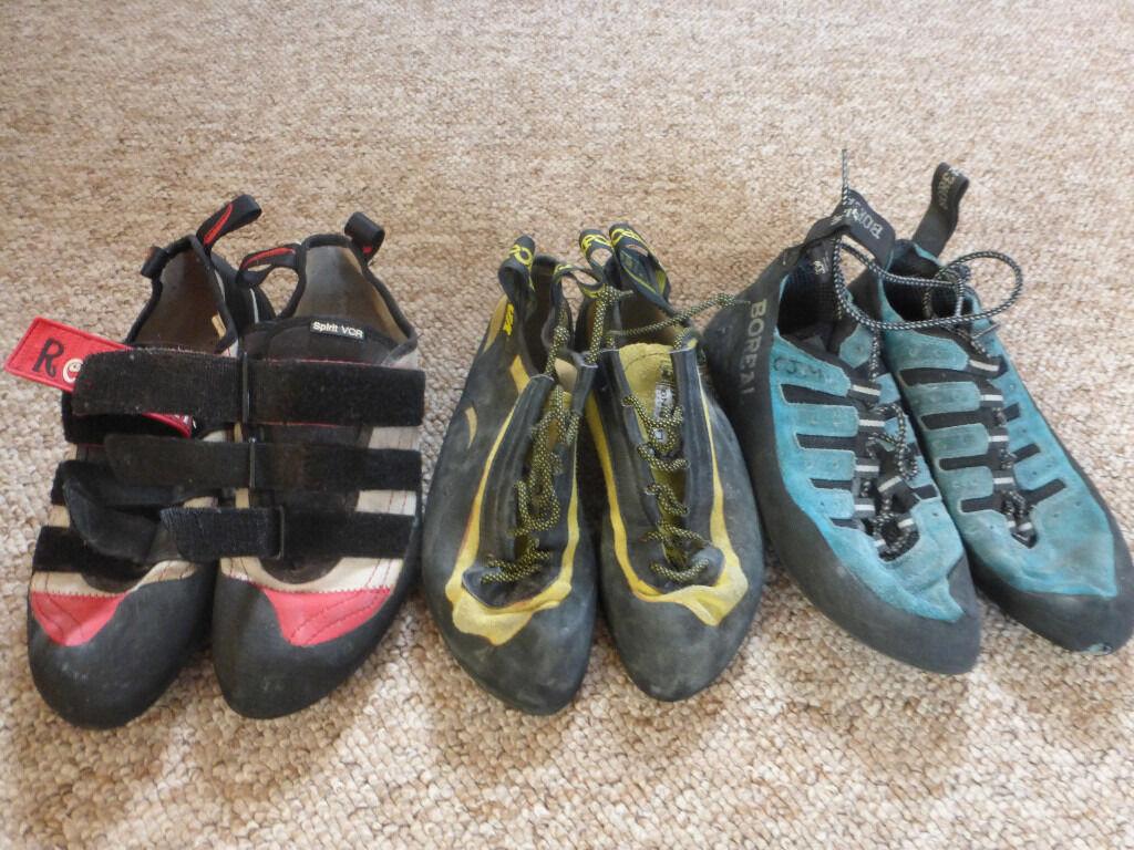 Climbing Shoes size 6-7