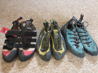 Climbing Shoes size 6-7