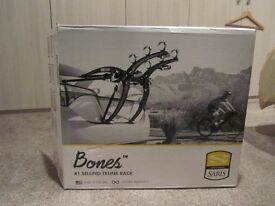 Saris Bones 3 cycle carrier, nearly new