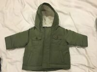 Baby boys GAP jacket 0-6 months