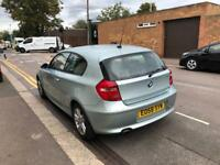 BMW 1 SERIES 116d Automatic Gearbox