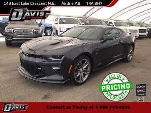 2018 Chevrolet Camaro 2SS HEATED SEATS, HEADS UP DISPLAY, BOS...
