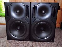 PAIR of Behringer B2031A Active 2-way reference Studio Monitors