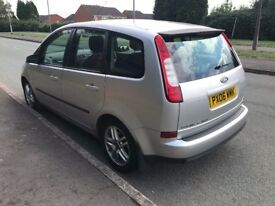 2006 ford Focus C- MAX 2.0 diesel 6 speed parking sensors full service
