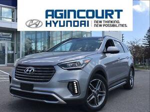 2017 Hyundai Santa Fe XL Limited/NAVI/LEATHER/7PASS/HID LIGHTS/1