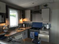 LOVLEY HIGH SPEC STATIC CARAVAN A beautiful static caravan on a 5star park in North Wales.