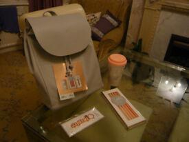 Zoella Travel bag and accessories