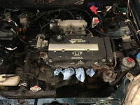 honda civic ek4 vti b16a2 engine swap b series pre facelift ob2a ej9 eg