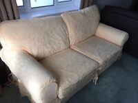 Large Buttercup Cream Sofa Bed
