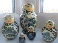 Matrioshka,Russian Nesting Doll