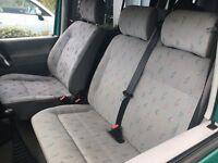 VW TRANSPORTER T4 CARAVELLE DOUBLE SEAT
