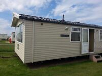 Dog Friendly 3 Bedroom (8 berth) Caravan for Hire / Rent in Eyemouth, Scottish Borders
