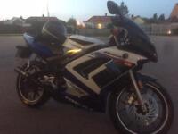 RIEJU RS2 MOTORBIKE 50cc