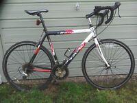 Viking Roma road bike.