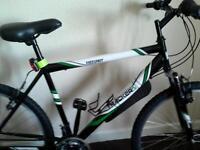 Free spirit tracker plus mountain bike plus other bike stuff with bike