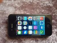iphone 4, 32gb, unlocked, very good working & cosmetic,