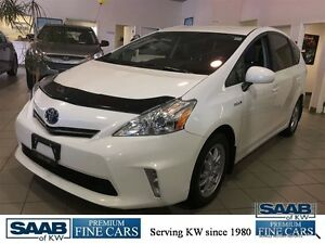 2012 Toyota Prius v IN OUR SHOWROOM ITS ACCIDENT FREE WHAT A NIC