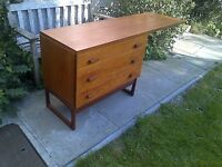 G Plan E Gomme Quadrille Chest of Drawers