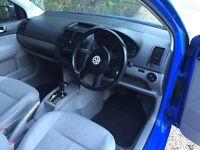 VW Polo 1.4 Petrol Automatic Full MOT