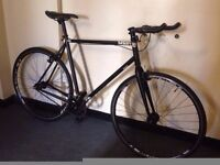 charge plug single speed road bike fixie omega track wheels best on gumtree lightweight bargain