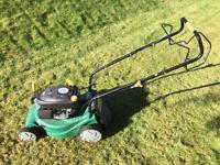 Lawnmower petrol (self propelled)