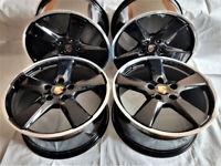Original 20'' Porsche Panamera Sport Classic Style Alloy wheels