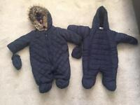 Baby clothes 2 for 10£