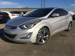 2015 Hyundai Elantra GLS SPORT SUNROOF REAR CAMERA
