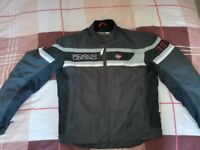 Ixs motorbike jacket excellent condition