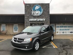 2016 Dodge Grand Caravan CLEAN CREW CARAVAN! FINANCING AVAILABLE
