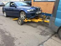 Car Towing Dolly Trailer Recovery Transport