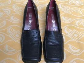 Roberto Durville Real Leather Shoes