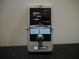 EL Nano Holy Grail Reveb Effects Pedal