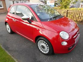 fiat 500 pop will come with full years mot
